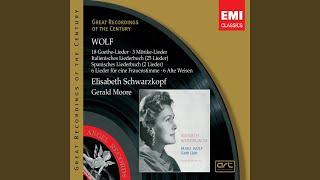 Italienisches Liederbuch (2007 Remastered Version) : Mein Liebster hat zu Tische
