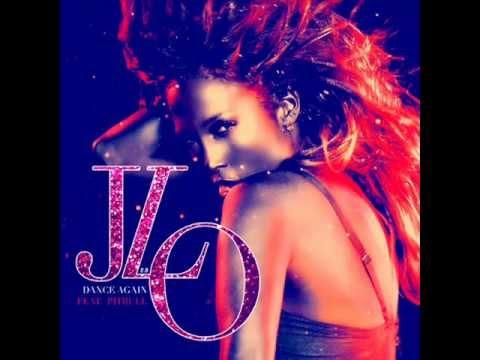 Jennifer Lopez - Dance Again ft. Pitbull (Greek lyrics)