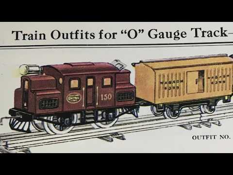 Classic Lionel Trains -  Early Freight Cars Series 1915-1927