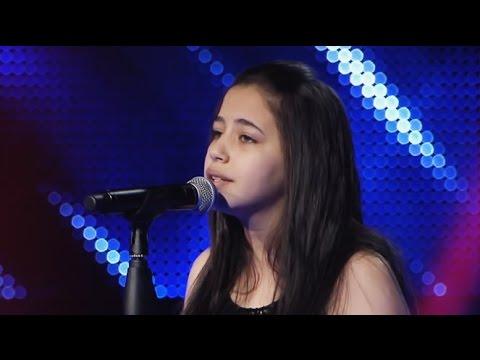 فيديو اغنية فرح الموجي من حبي فيك يا جاري من برنامج ذا فويس كيدز HD كاملة