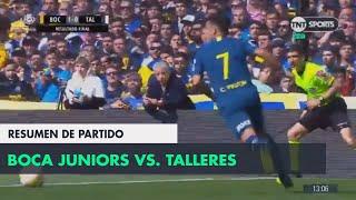 Resumen de Boca Juniors vs Talleres (1-0) | Fecha 1 - Superliga Argentina 2018/2019