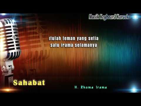 Rhoma Irama - Sahabat Karaoke Tanpa Vokal