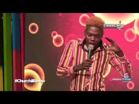 Fred Omondi -  Akina Njoroge Hawana Hammer.
