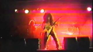 David Neil Cline & Trama Live 1987 /The Metal Rules