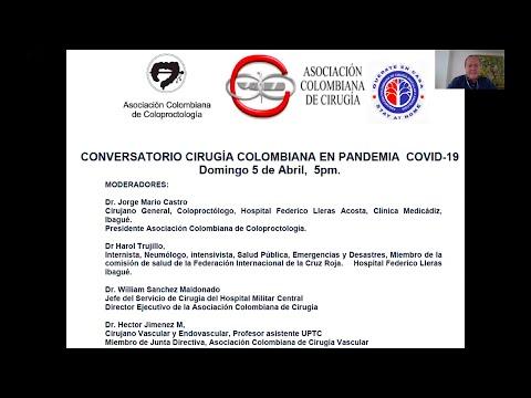 Conversatorio covid19 internacional