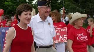 Susan Collins - Our Senator