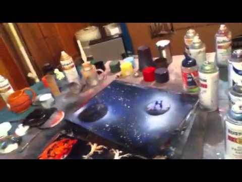 Spray Painting Basic Tools Materials Youtube