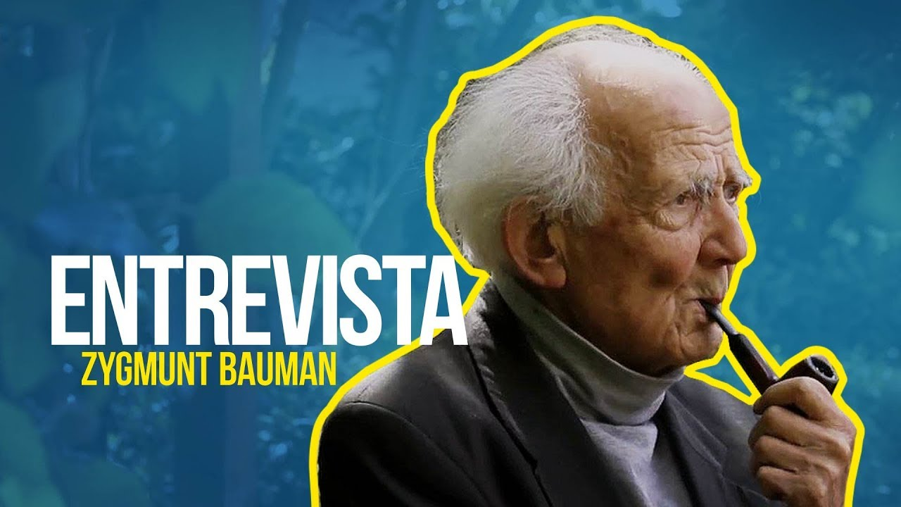Zygmunt Bauman - Fronteiras do Pensamento - YouTube