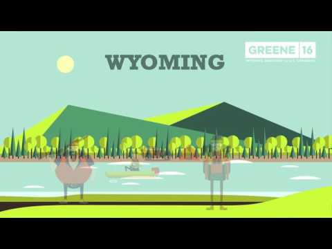 Richard Greene Campaign Wyoming- 2D Animated Explainer Video- Arigato Studio