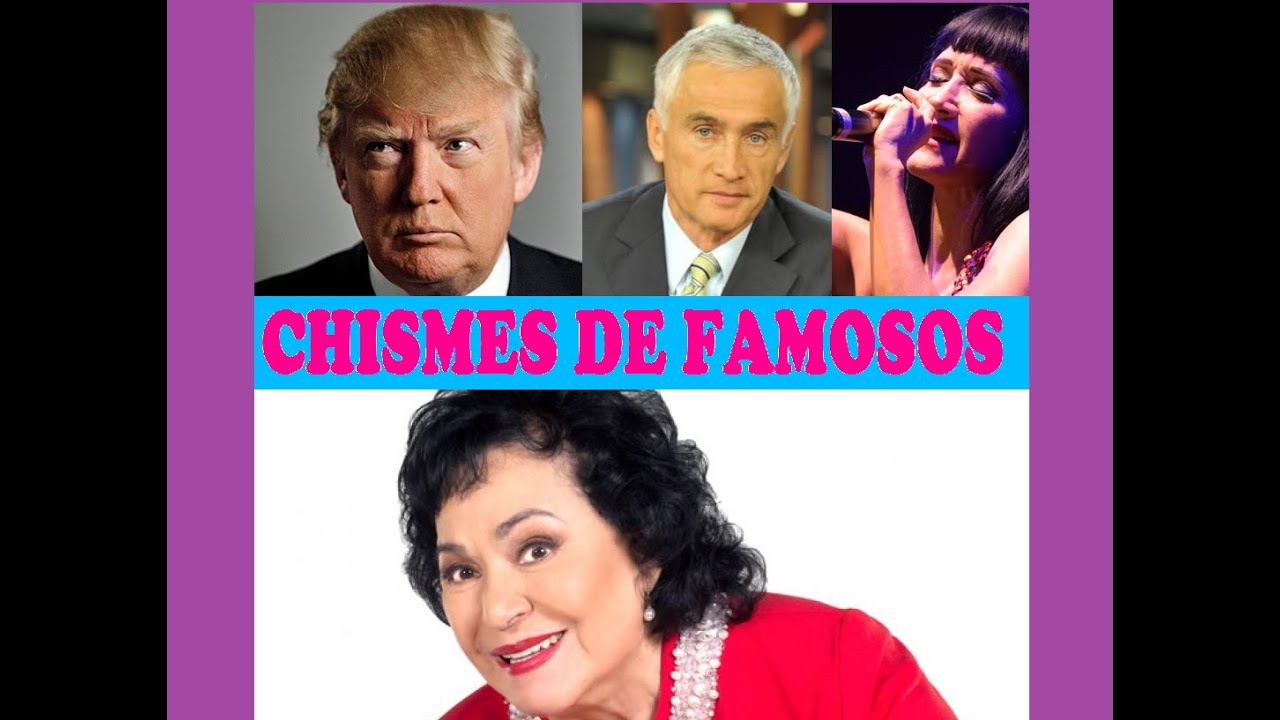Chismes de famosos noticias espectaculos celebridades for Espectaculos de famosos