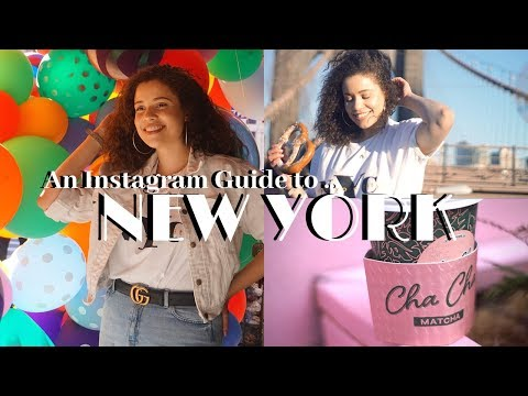 8 New Yorkers to Follow on Instagram During NYFW