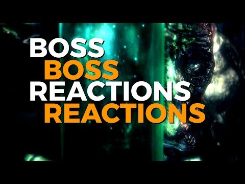 Boss Reactions | Bloodborne | Ludwig, The Accursed / Holy Blade