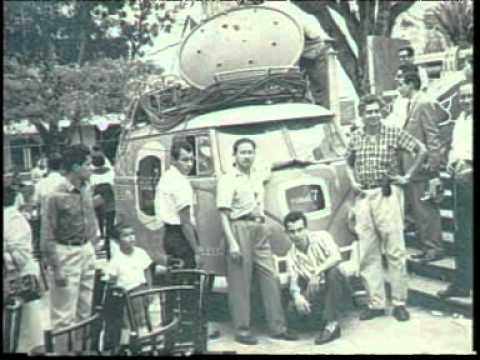 Historia de la Television de Costa Rica Completa