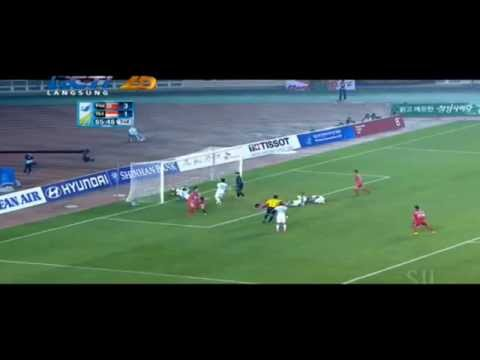 TIMNAS INDONESIA U-23 VS KOREA UTARA FULL GOAL(4-1) ASIAN GAMES 26 SEPTEMBER 2014