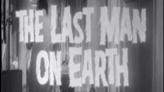 The Last Man on Earth (1964) [Science Fiction] [Horror]