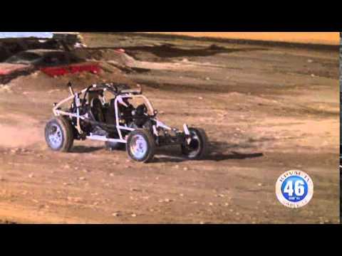 11/17/2014 Monster Truck Pahrump Valley Speedway