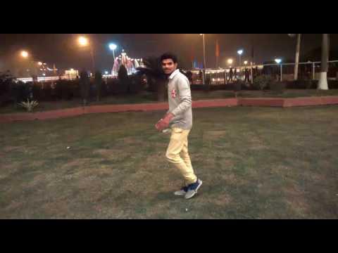 slow motion walk