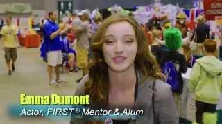 Emma Dumont Junior FIRST LEGO League Jr FLL