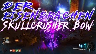 "Black Ops 3 ZOMBIES ""DER EISENDRACHE"" - SKULL CRUSHER UPGRADED 