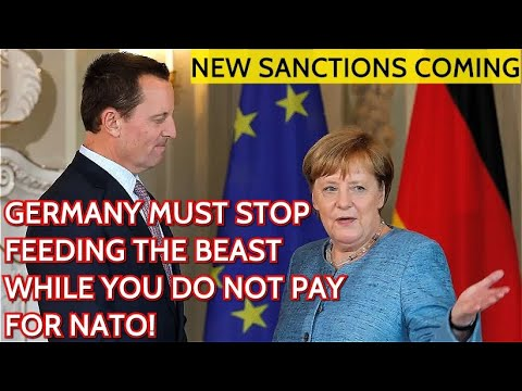 US Ambassador Grenell Warns Germany Over Nord Stream 2 Pipeline: Stop Feeding The (Russian) Beast!
