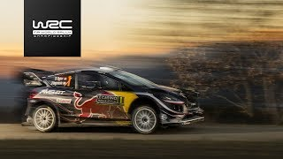 WRC - Rallye Monte-Carlo 2018: Highlights Stages 11-13