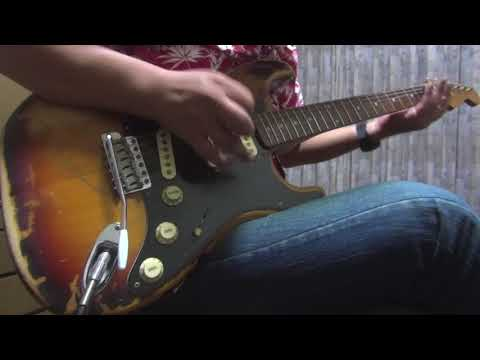 Stevie Ray Vaughan - Wham (Guitar cover) mp3