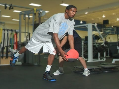 Basketball Weight Lifting