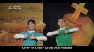 TKH2016 - SỐNG VỚI KHẢ NĂNG CHÚA BAN - VBS