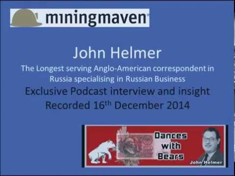 Interview with Russia Business Correspondent John Helmer
