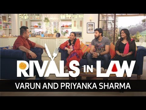 Varun and Priyanka Sharma - Episode 2 | Rivals In Law