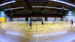 Best of 15 CEBN  badminton Nogent sur Seine