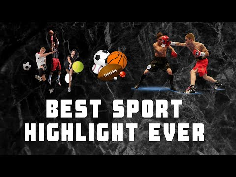 Most Amazing Sport Highlight For All Time |Best Highlight Sport Ever Must Watch!