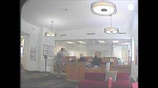 Person of Interest in Bank Robberies, Various Locations, on May 23 and 27, 2016