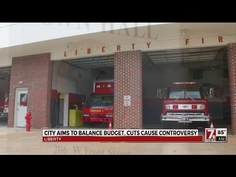 Liberty votes to consolidate city fire with county