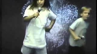 gina eddie karaoke of c music factory s gonna make you sweat everybody dance now