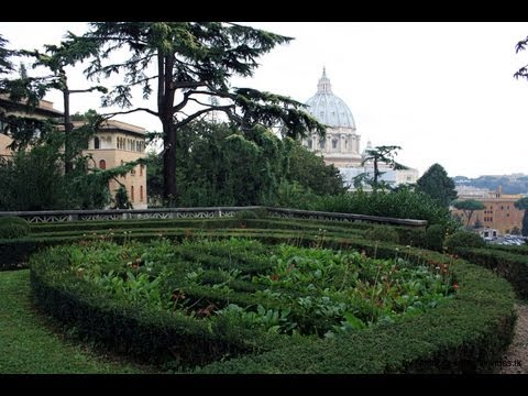 Vaticano - Gardens of Vatican City