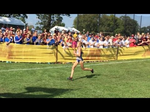 Allie Ostrander & Boise State Dominate 2015 Roy Griak Invita