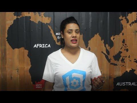 Esri South Africa Social Media Configurable Apps