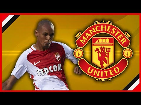 MAN UNITED AGREE FABINHO DEAL WITH AS MONACO? | MUFC NEWS