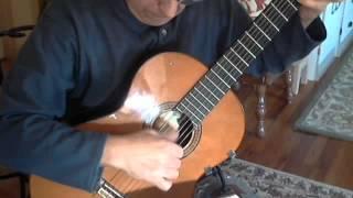 Minuet. Luigi Boccherini. Classical Guitar