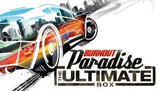 Burnout Paradise: The Ultimate Box (PC gameplay)(HD-60Fps)