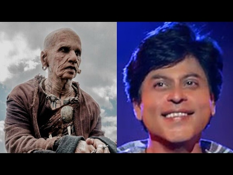 Bollywood Actors who used Prosthetics for Movies | Rajkummar Rao in Raabta | Shahrukh Khan
