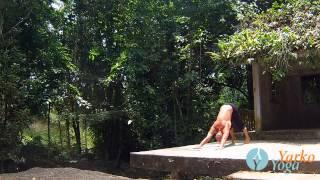 Йога для начинающих. Аштанга Виньяса, первые шаги.(Друзья, в этом ролике я предлагаю вам попробовать свои силы в йоге. Тут вы найдёте короткий сет йоги для..., 2015-04-26T12:07:29.000Z)