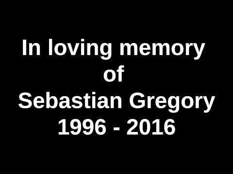 Sebastian Gregory 1996 2016