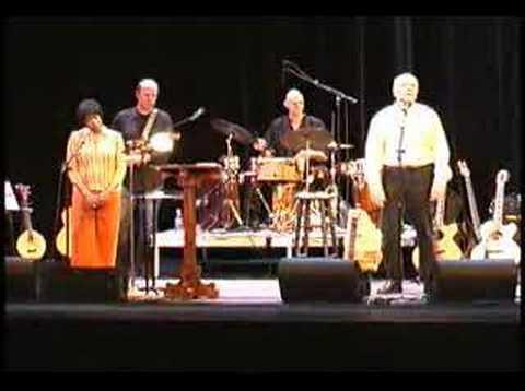 John McCutcheon sings Rita Dove