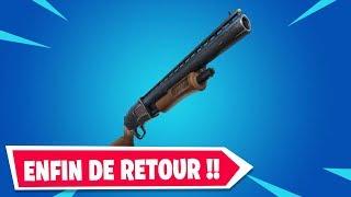 LE POMPE CHASSEUR EST ENFIN DE RETOUR ! (Patch Note 9.30 content update #1)