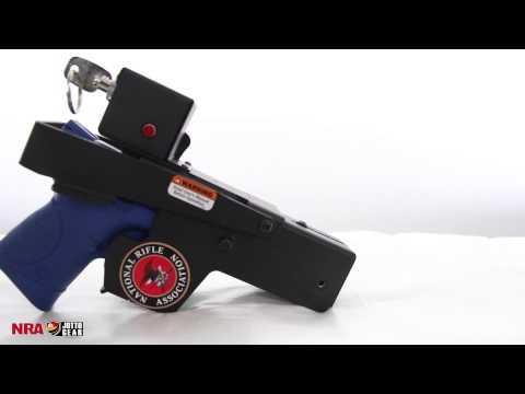 Protect Your Handguns : Locking Handgun Holster from Jotto Gear
