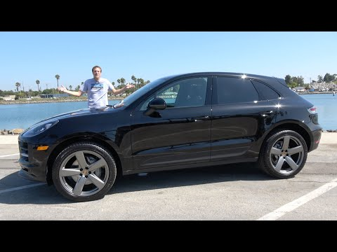 The 2019 Porsche Macan Is the Best Small Luxury SUV