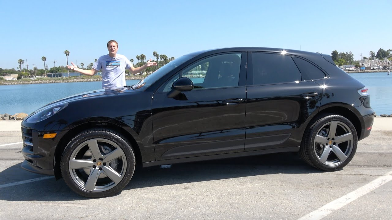 Download The 2019 Porsche Macan Is the Best Small Luxury SUV