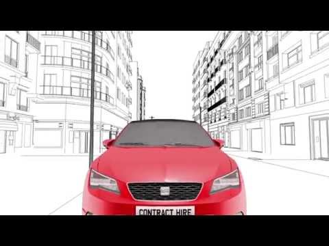 3D Animation for Volkswagen Financial Services- SEAT Solutions